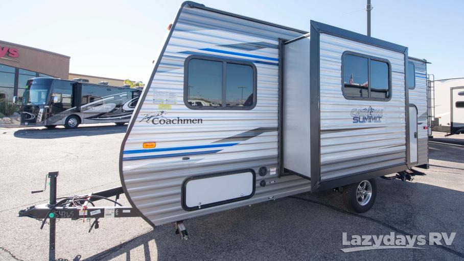 2020 Coachmen Catalina Summit Series 172BHS