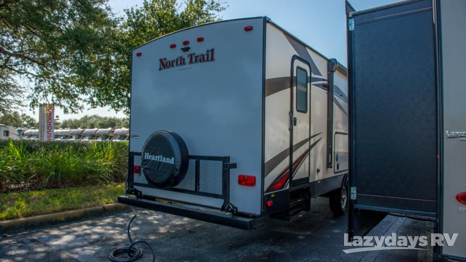 2018 Heartland North Trail 31BHDD