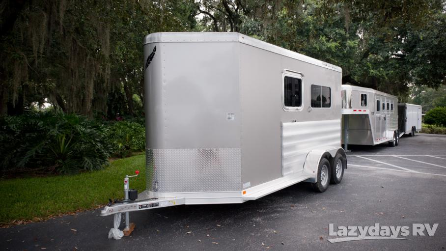 2016 Featherlite Non Living Quarters 9407