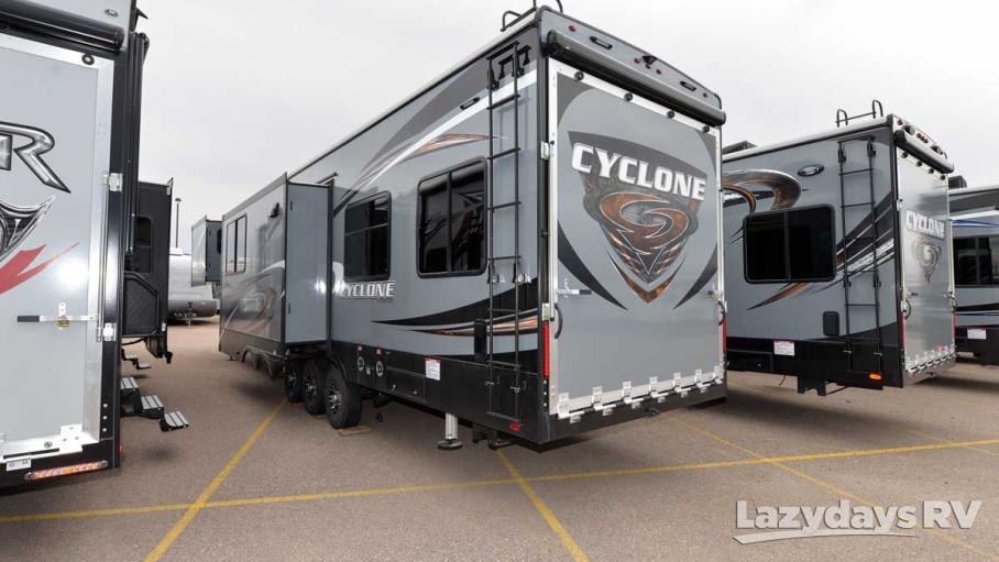 2016 Heartland Cyclone 4000