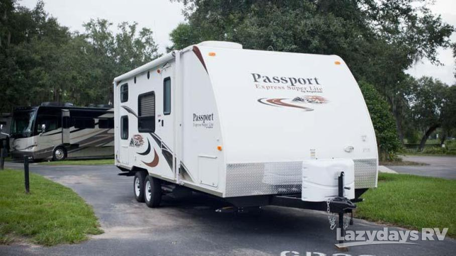 2012 Keystone RV Passport Express 238ML
