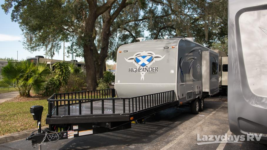 2016 Open Range Highlander HT21FBD