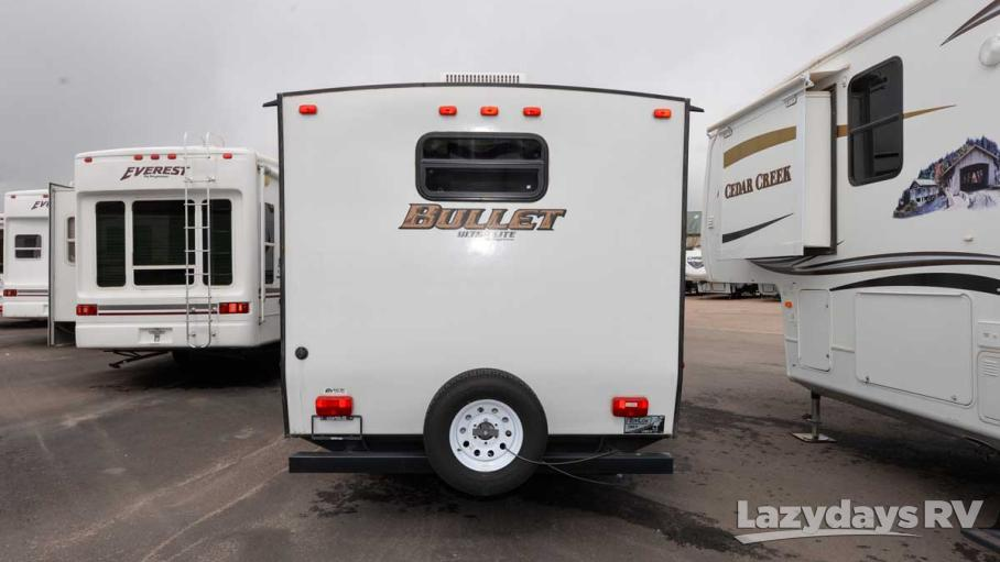 2012 Keystone RV Bullet 260BHS