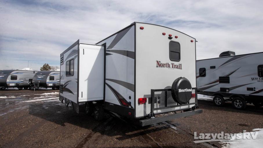 2019 Heartland North Trail 22CRB