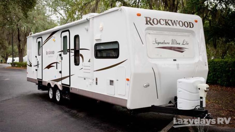 2011 Rockwood Signature Ultra Lite 8315BSS