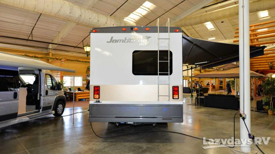 2016 Fleetwood RV Jamboree Sport 25G