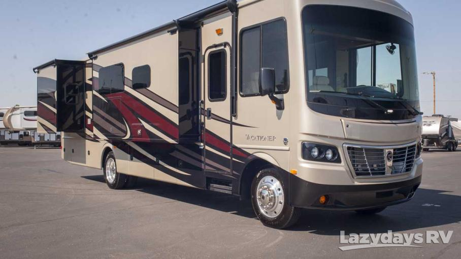 2016 Holiday Rambler Vacationer 36SB