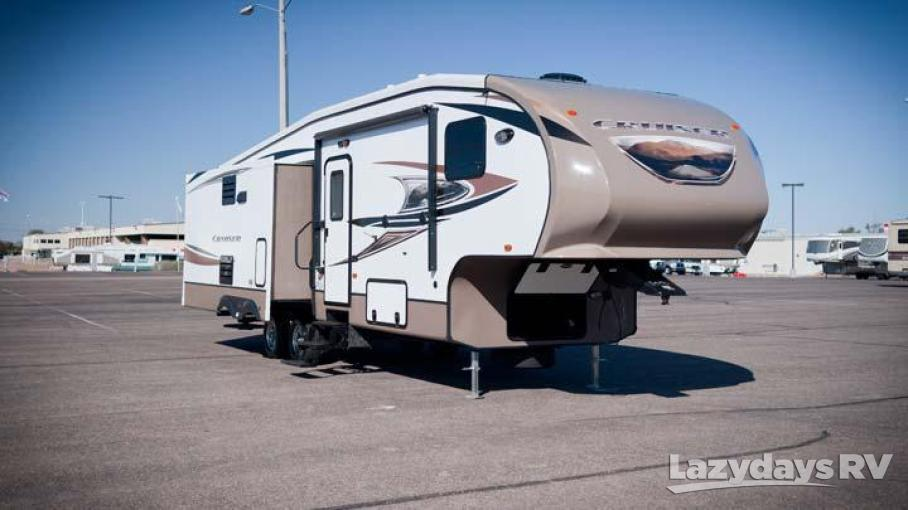 2012 Crossroads RV Cruiser 5th CF30KRX