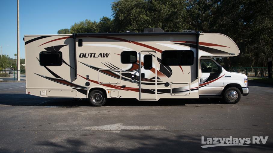 2018 Thor Motor Coach Outlaw C 29J