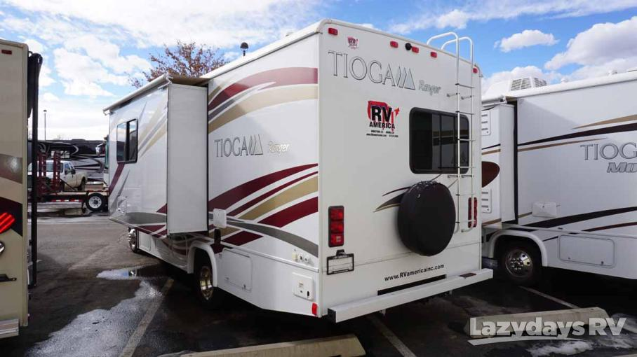2013 Fleetwood RV Tioga 25G