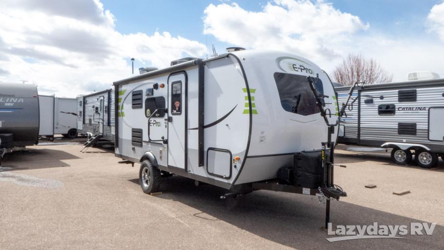 2019 Forest River Flagstaff E-Pro E19BHG