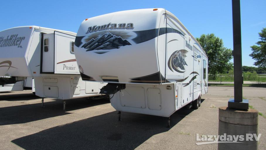2011 Keystone RV Montana 3865RE