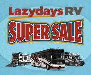 THE LAZYDAYS RV SUPERSALE IS BACK!
