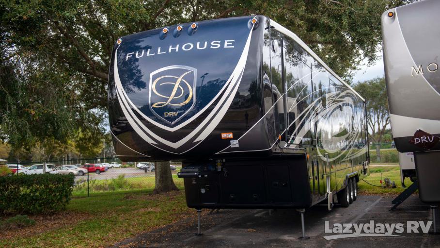 2020 DRV Full House LX455