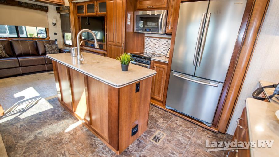 2017 Redwood RV Sequoia 38HRL
