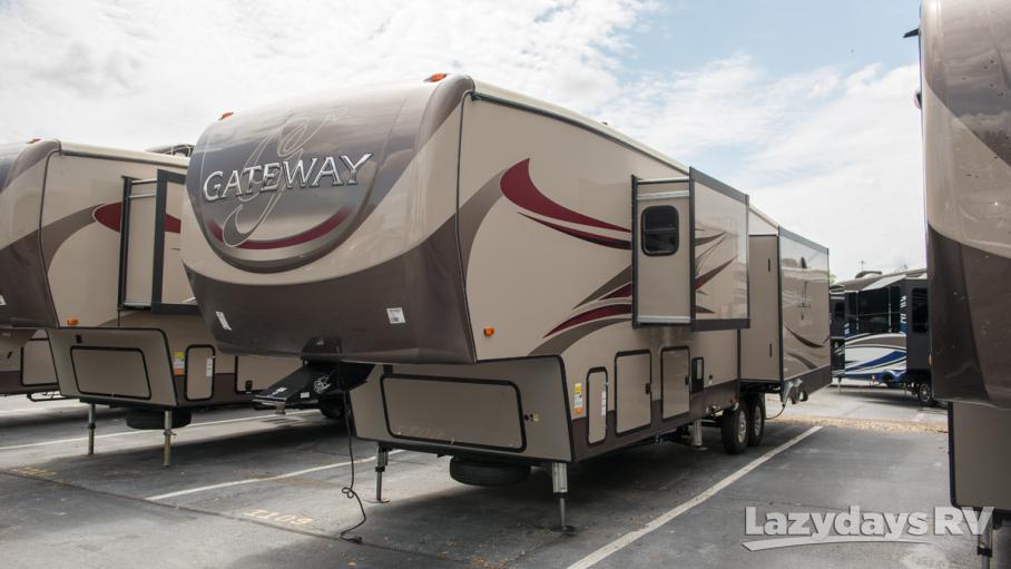 2017 Heartland Gateway 3680FB