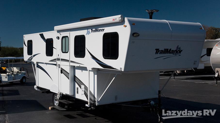2014 TrailManor TrailManor 2720QB