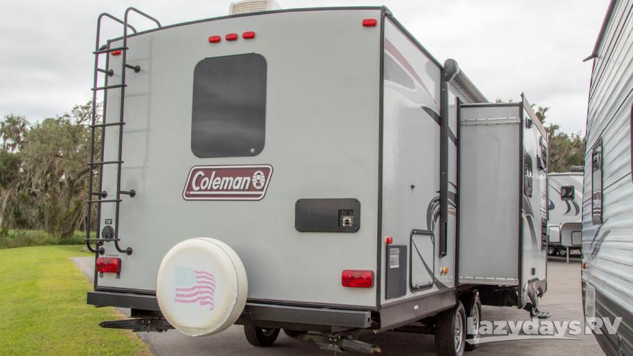 2013 Dutchmen Coleman Expedition 271RB