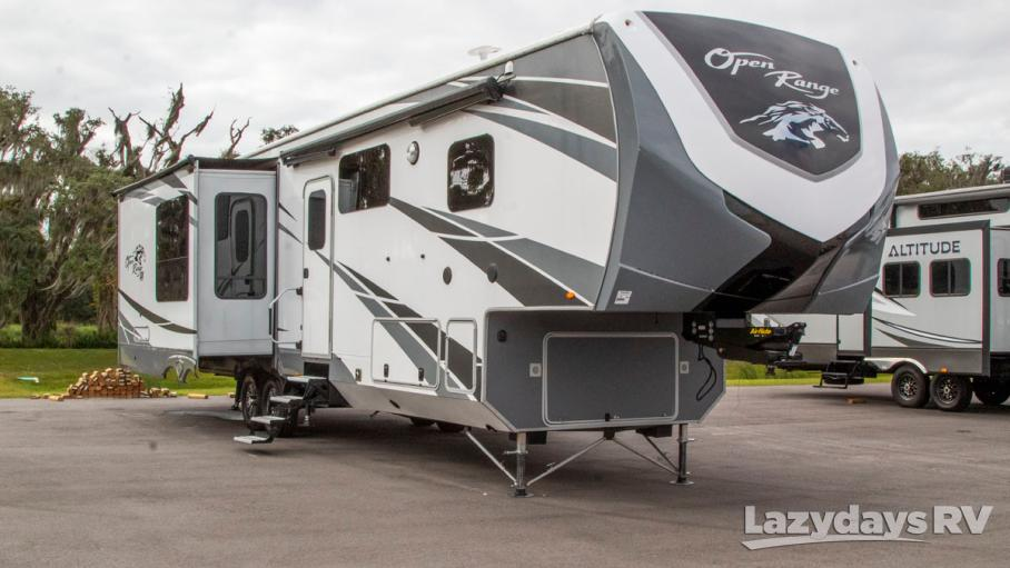 2018 Highland Ridge RV Open Range 3X