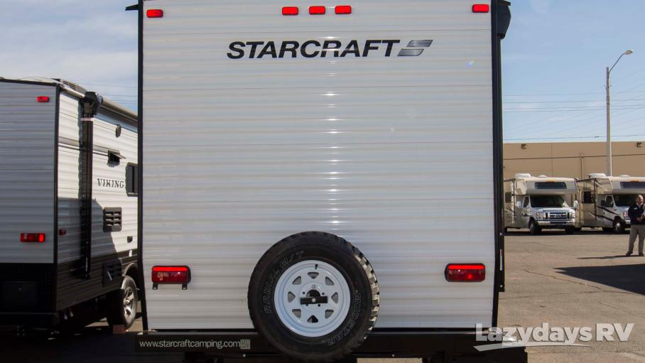 2018 Starcraft Autumn Ridge Outfitter 14RB