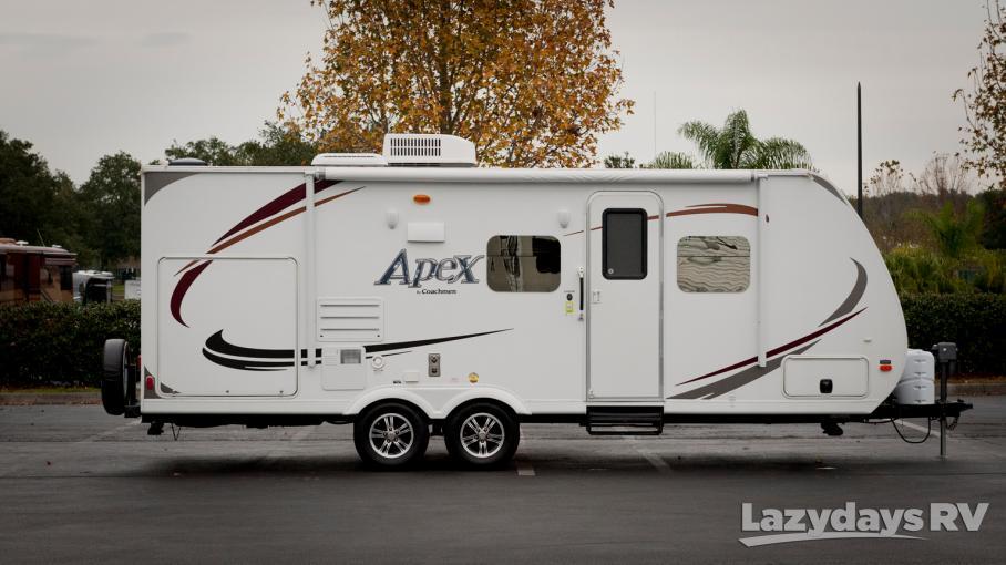 2013 Coachmen Apex 215RBK