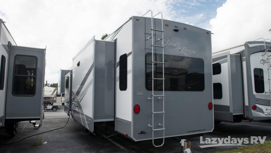 2019 Highland Ridge RV Open Range 371MBH