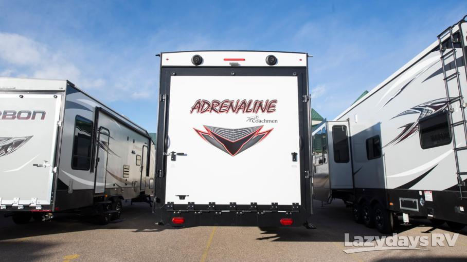 2018 Coachmen Adrenaline 30QBS