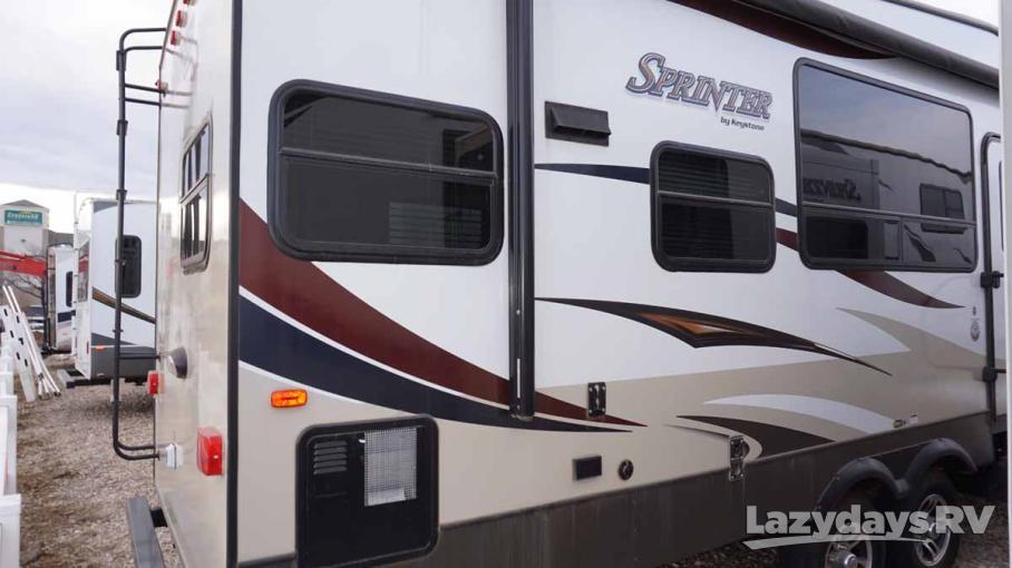 2015 Keystone RV Sprinter Copper Canyon Edition 304FWRKS