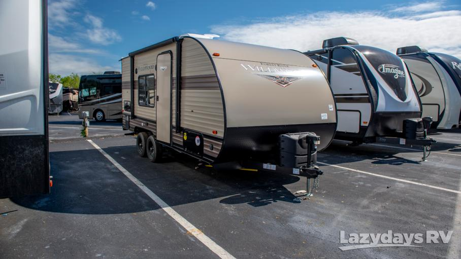 2020 Forest River Wildwood T171RBXL