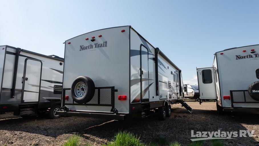 2019 Heartland North Trail 31BHDD