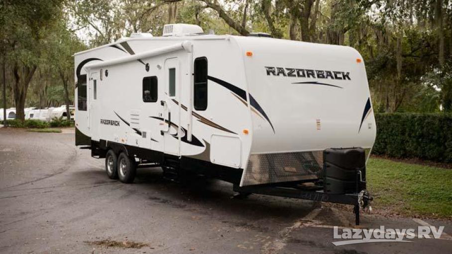 2013 Dutchmen Razorback 2950