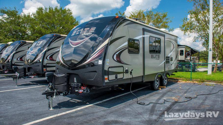 2018 Keystone RV Passport Elite 23RB