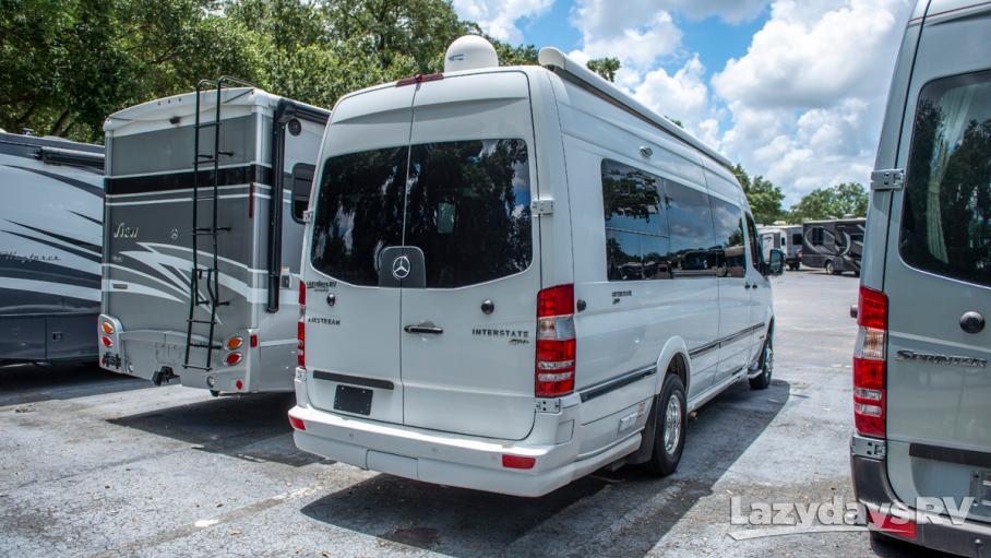 2017 Airstream Interstate GRAND TOUR