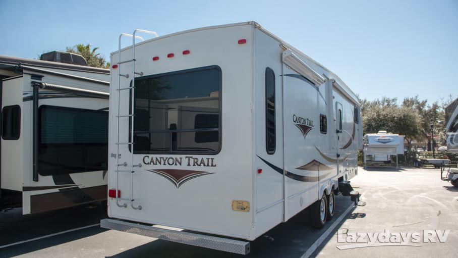 2012 Yellowstone Canyon Trail 32FRBW