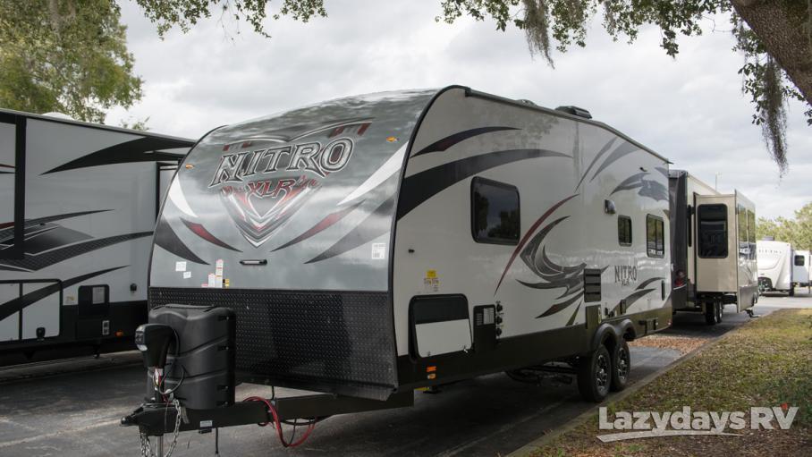 2016 Forest River XLR Nitro 23KW