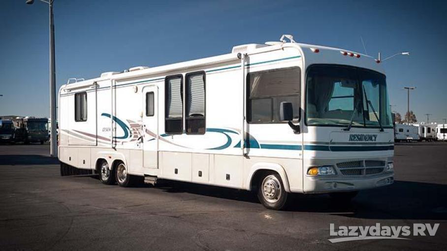 2000 Mountain High Coach Residency 36 tag axel