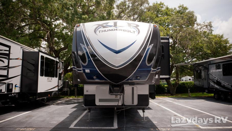 2016 Forest River XLR Thunderbolt 415AMP