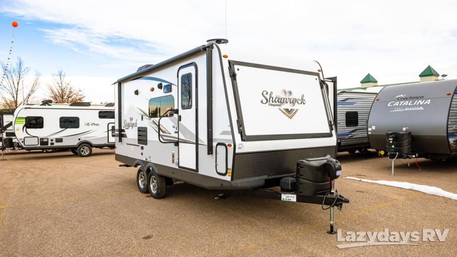 2020 Forest River Flagstaff Shamrock 21SS