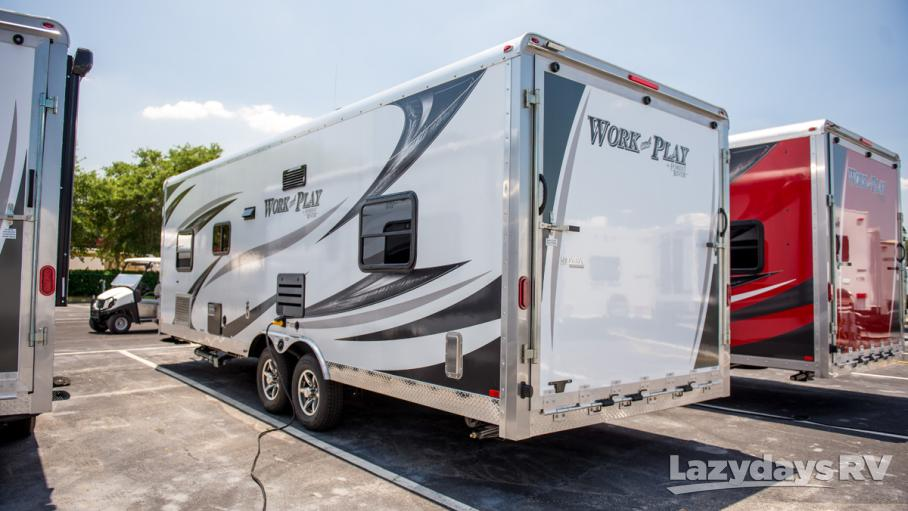 2017 Forest River Work and Play Ultra LE 25CB