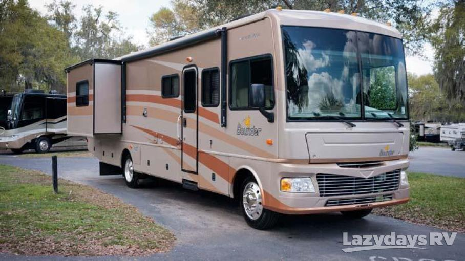 2007 Fleetwood RV Bounder 35E-F