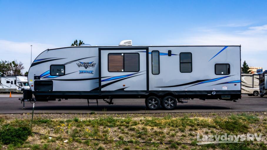 2019 Forest River Vengeance Rogue 32V