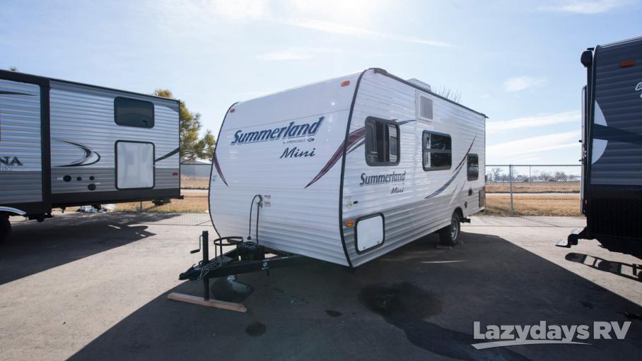 2015 Keystone RV Springdale 240BH