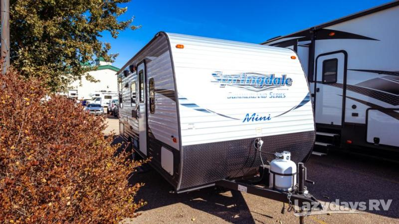 2016 Keystone RV Summerland