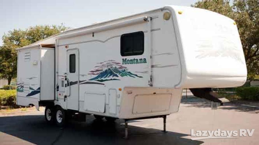 2001 Keystone RV Montana 3280