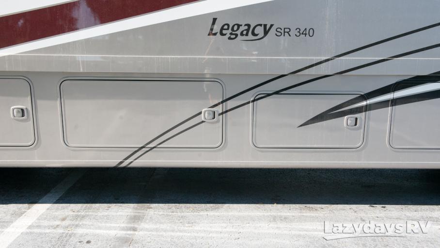2015 Forest River Legacy SR 340 360RB