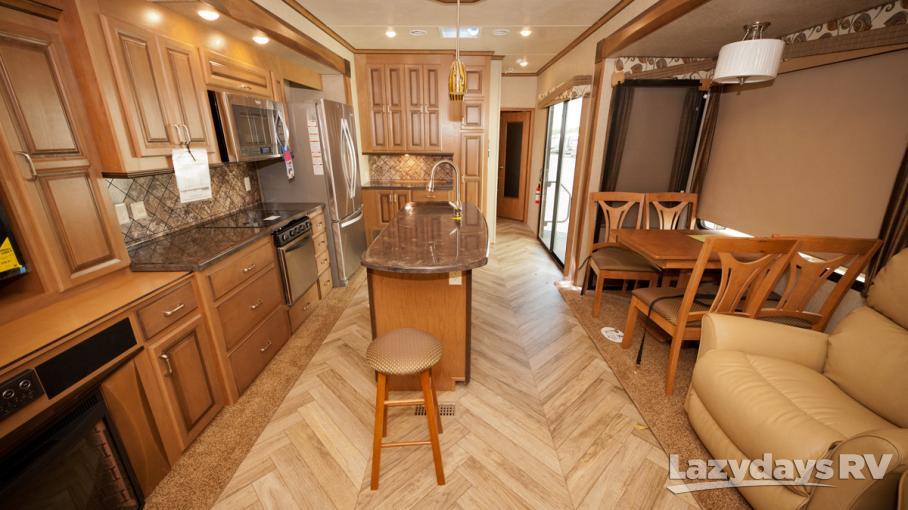 2016 Forest River Cedar Creek Cottage 40CRS