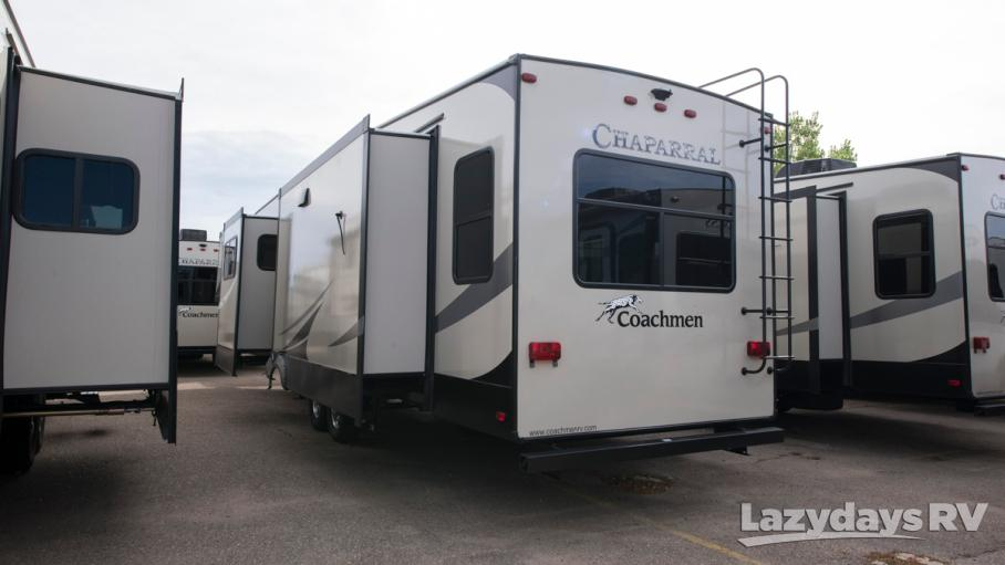 2018 Coachmen Chaparral 392MBL