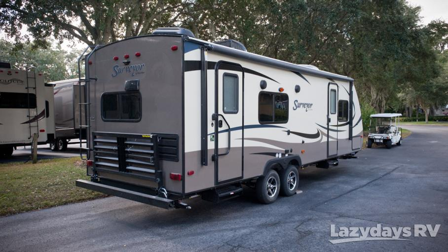 2016 Forest River Surveyor 264rks