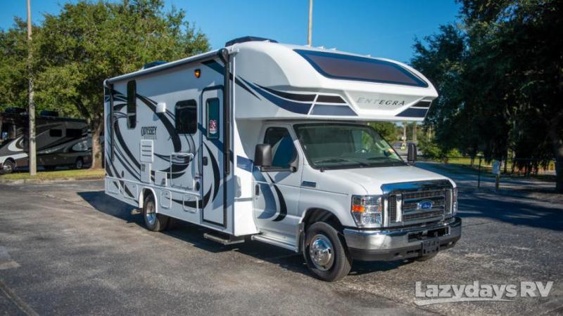 2020 Entegra Coach Odyssey