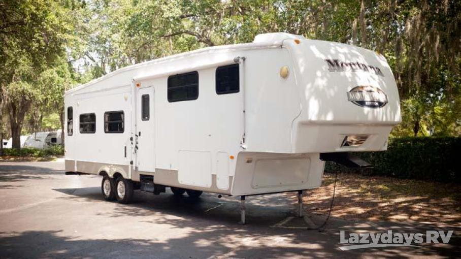 2008 Keystone RV Mountaineer 325RLT